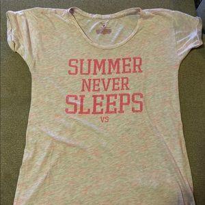 ❌ 3/$20 Victoria's  Secret Sleep Shirt   M